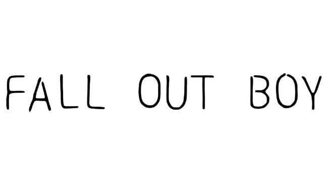 Fall Out Boy Logotipo 2018-2019