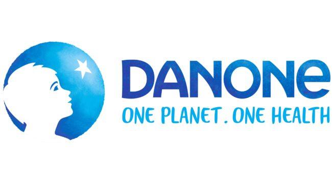 Danone Logotipo 2017-presente