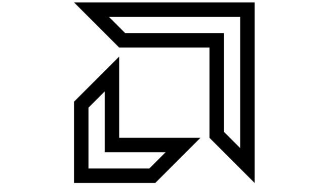 AMD Logotipo 1970-1990
