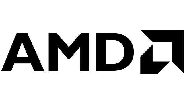 AMD Logotipo 1990-present