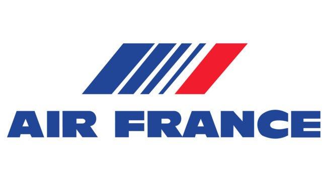 Air France Logotipo 1976-1990