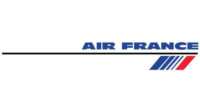 Air France Logotipo 1990-1998
