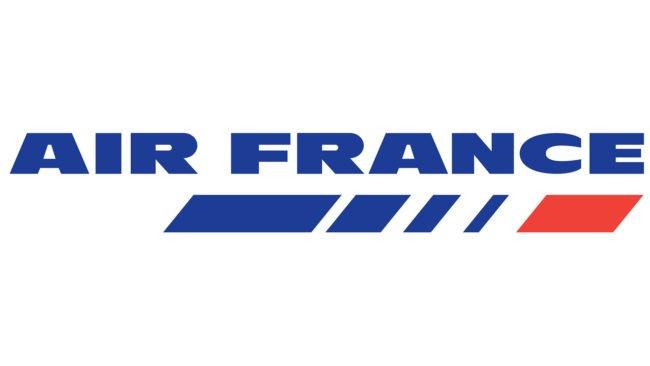 Air France Logotipo 1998-2009