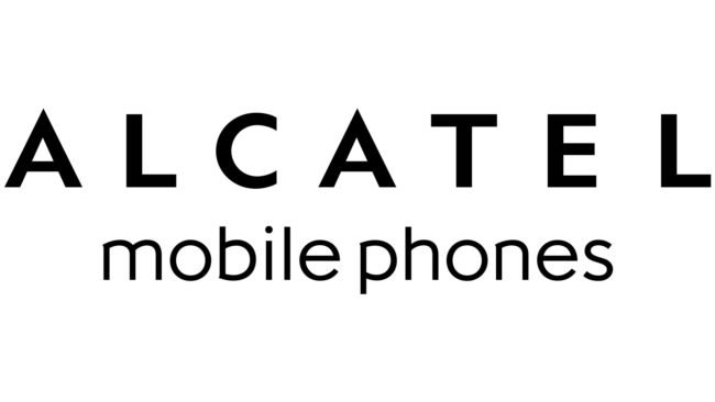 Alcatel logotipo 2004-2010