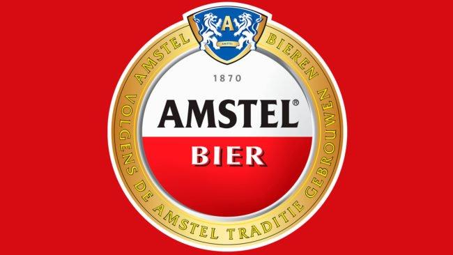 Amstel cerveza Emblema