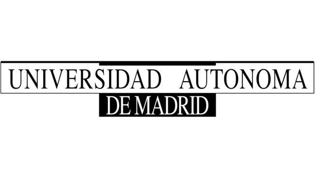 Universidad Autonoma de Madrid logotipo 1968