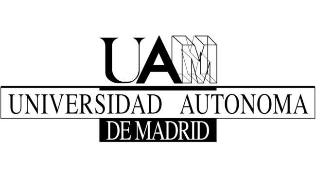 Universidad Autonoma de Madrid logotipo 1986