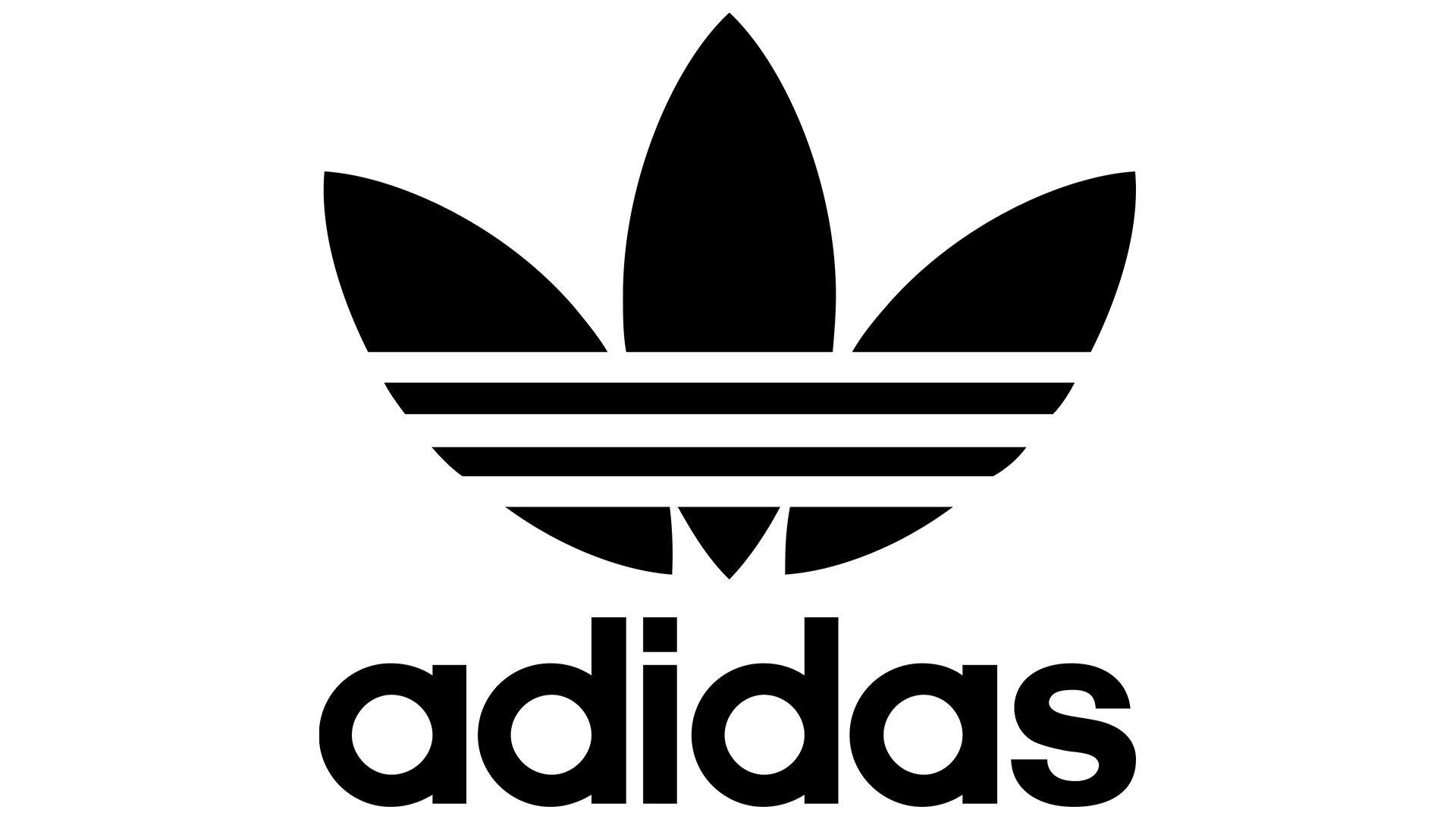 Sin sentido mantequilla toca el piano  Adidas Logo | LOGOS de MARCAS