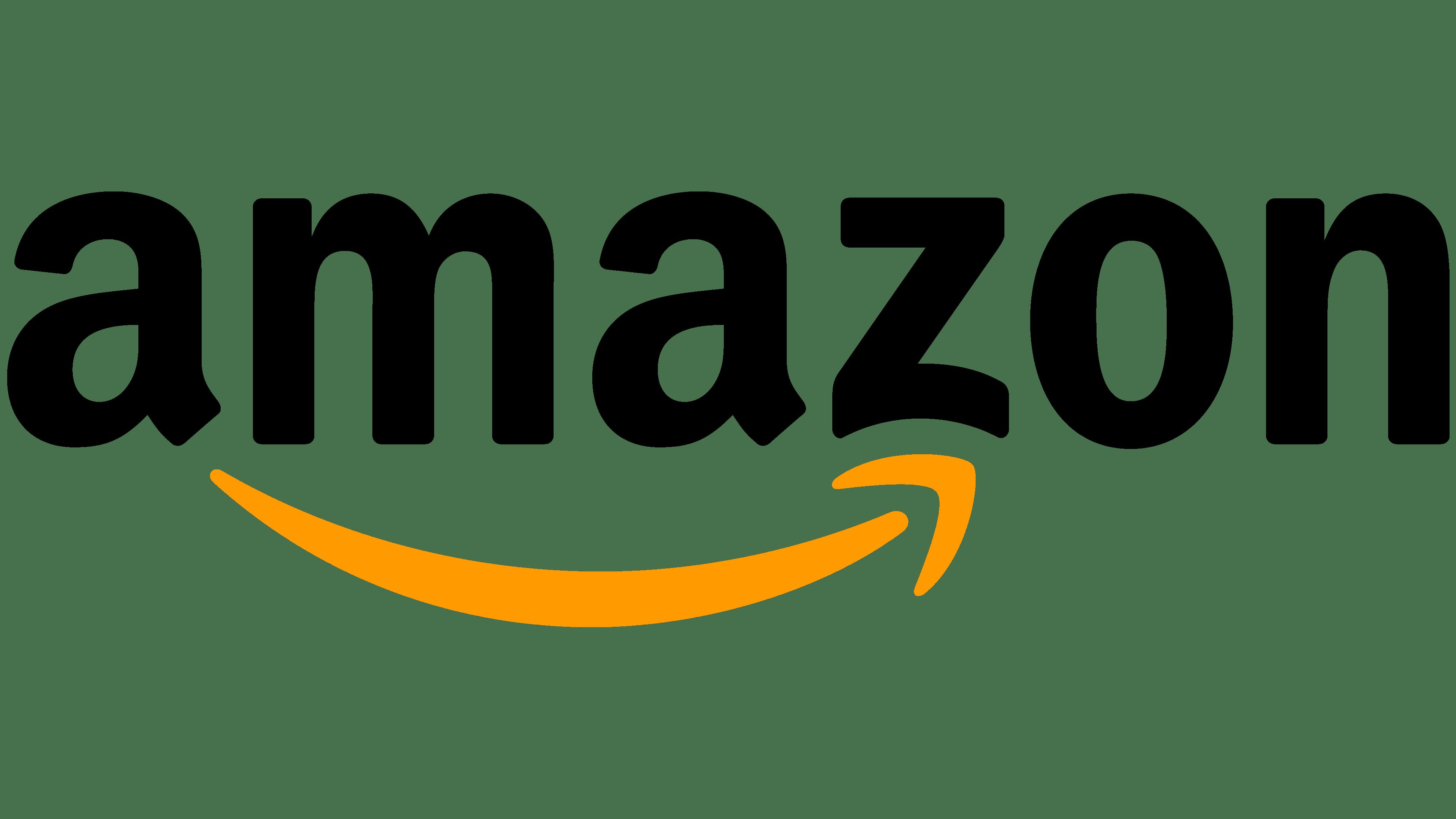 Logo z uśmiechem Amazon