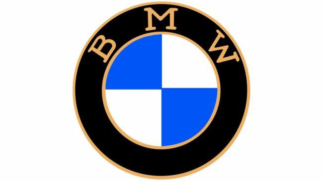 BMW Logotipo 1917-1936