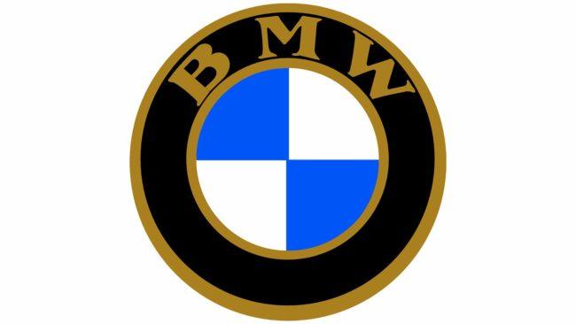 BMW Logotipo 1923-1953