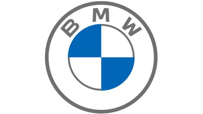 BMW Logotipo 2020-....