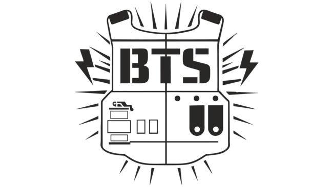 BTS Logotipo 2013–2017