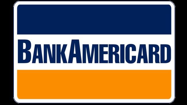 BankAmericard Logotipo 1958–1976