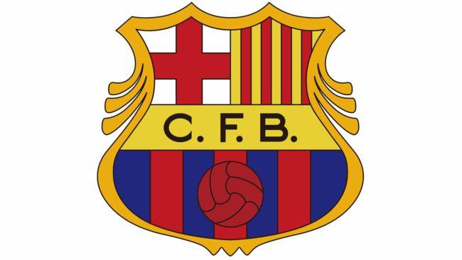 Barcelona Logotipo 1960-1974