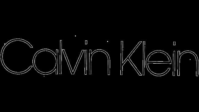 Calvin Klein Logotipo 1968-1975