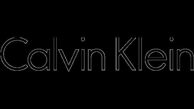 Calvin Klein Logotipo 1992-2017