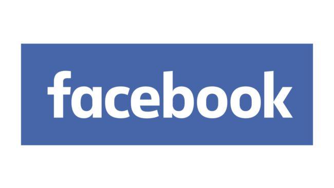 Facebook Logo 2015–presente