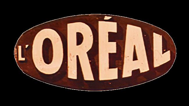 LOreal Logotipo 1909-1962