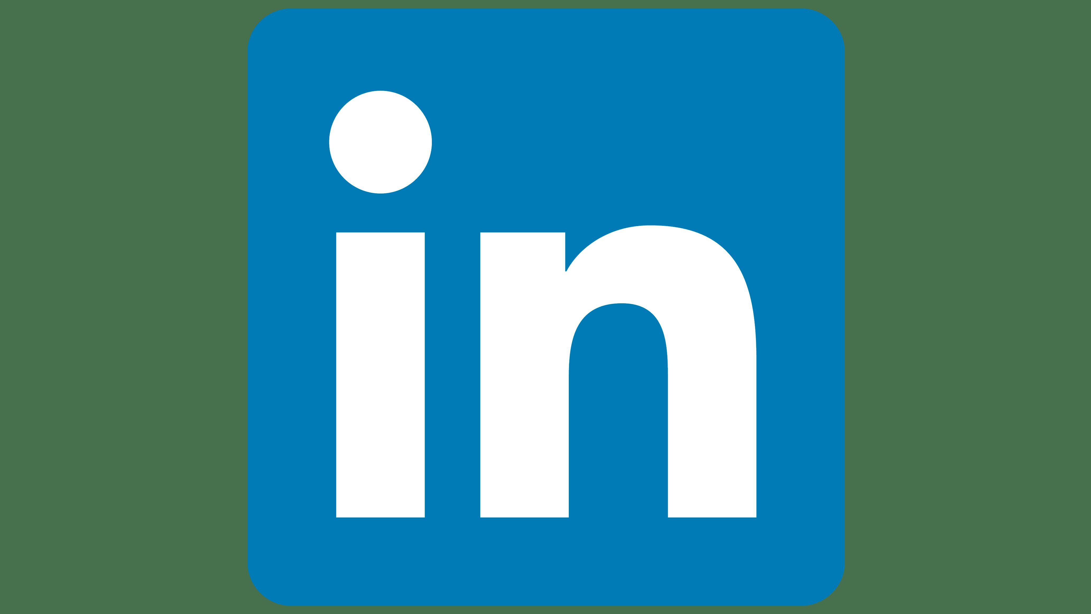 Linkedin Logo | LOGOS de MARCAS