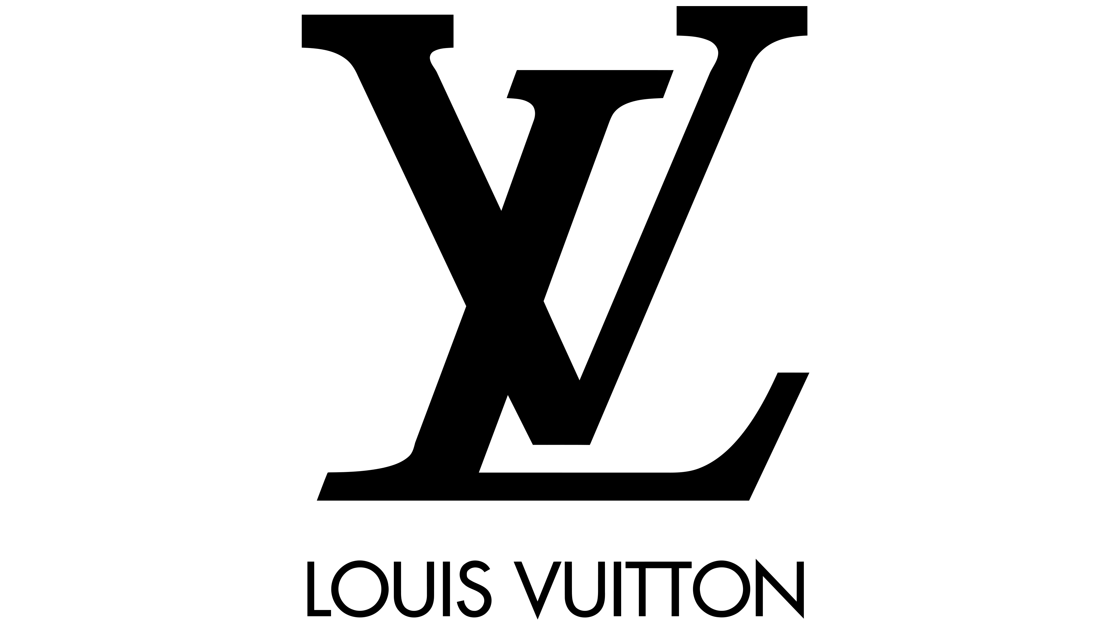 louis vuitton logo logos de marcas. Black Bedroom Furniture Sets. Home Design Ideas