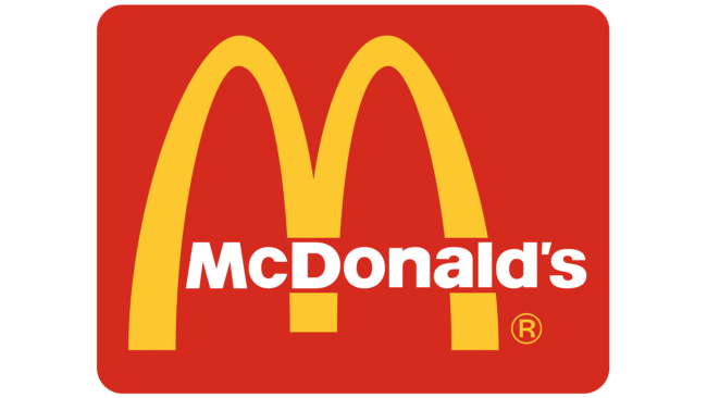 McDonald's Logotipo 1975–presente