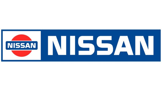 Nissan Logotipo 1983–2001