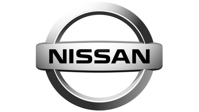 Nissan Logotipo 2001–presente