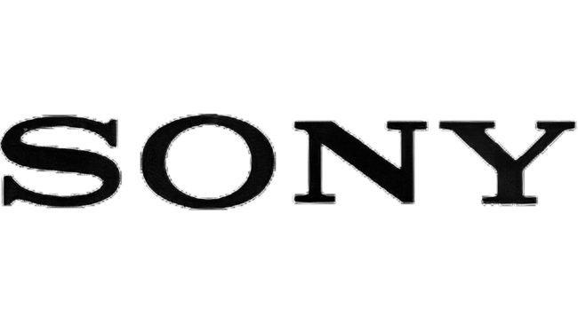 Sony Logotipo 1962–1969
