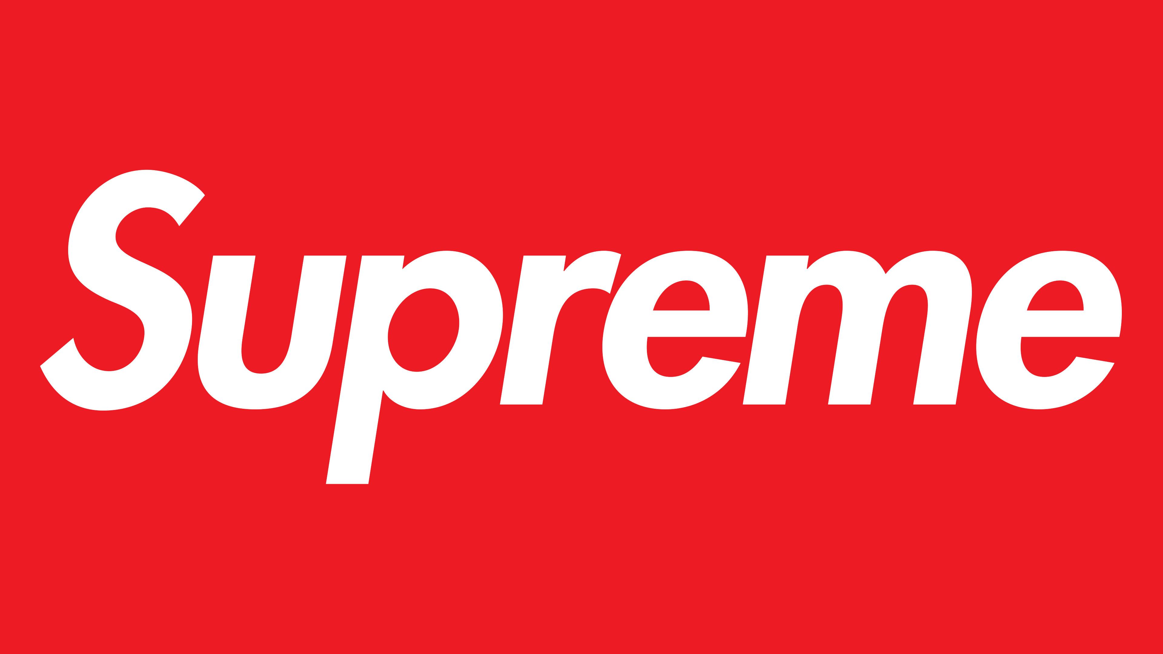 Supreme Logo Logos De Marcas