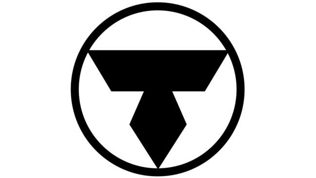 Tokyo Tsushin Kogyo Logotipo 1946-1955