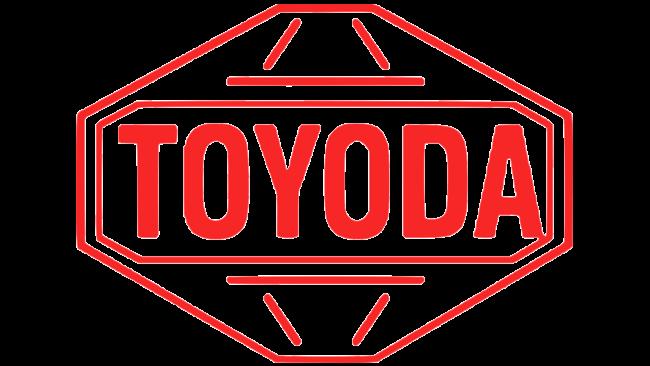 Toyoda Logotipo 1935-1949