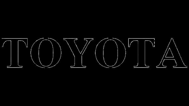 Toyota Logotipo 1958-1969
