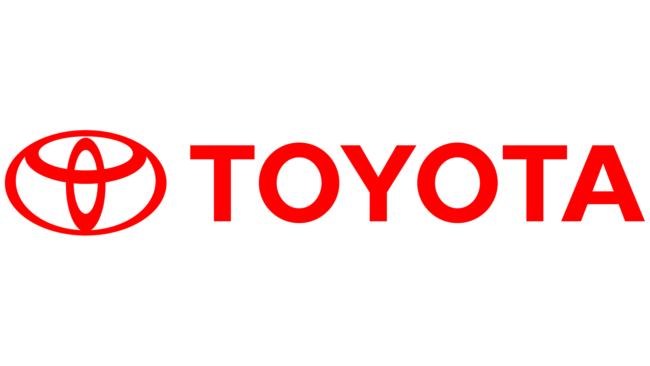 Toyota Logotipo 1989-Presente