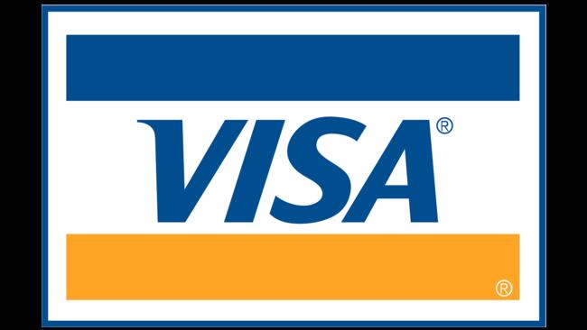 Visa Logotipo 1992–2000