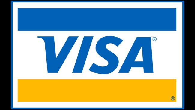 Visa Logotipo 2000–2006