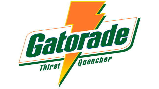 Gatorade Logotipo 1994-1998