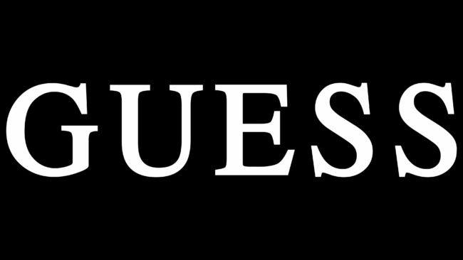 Guess Emblema