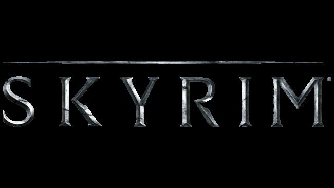Logotipo Skyrim