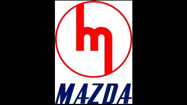 Mazda Logotipo 1959-1974