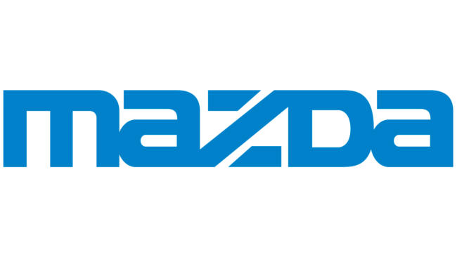 Mazda Logotipo 1975-1991