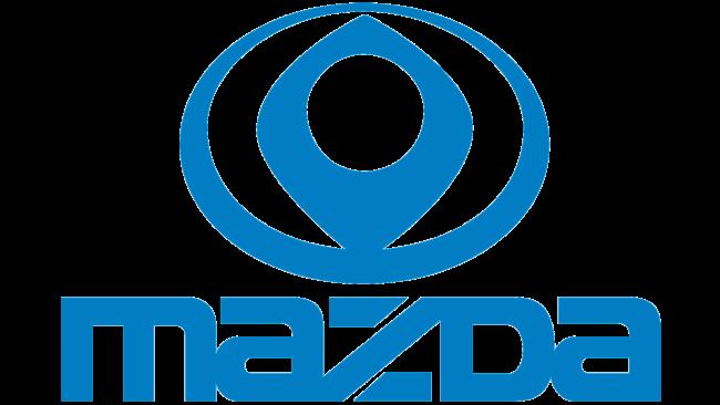 Mazda Logotipo 1992-1997