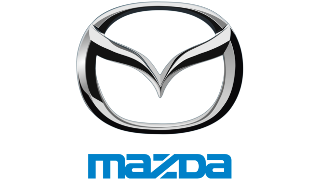Mazda Logotipo 1997-2015
