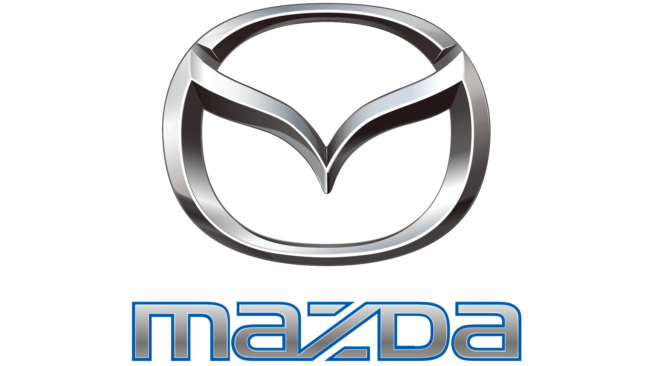 Mazda Logotipo 2015-2018