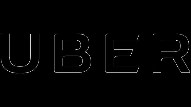 Uber Logotipo 2016-2018