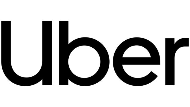 Uber Logotipo 2018-Presente
