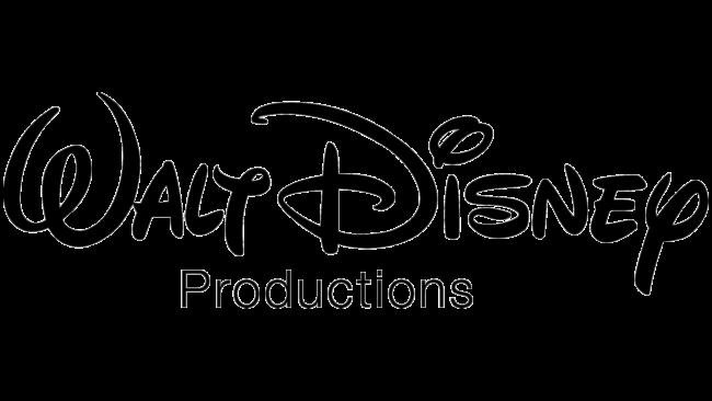 Walt Disney Logotipo 1972-1983