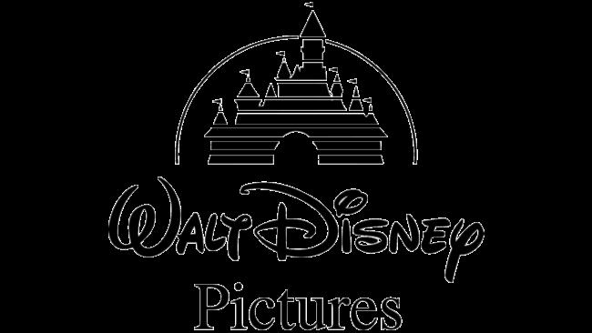 Walt Disney Pictures Logotipo 1985-2006