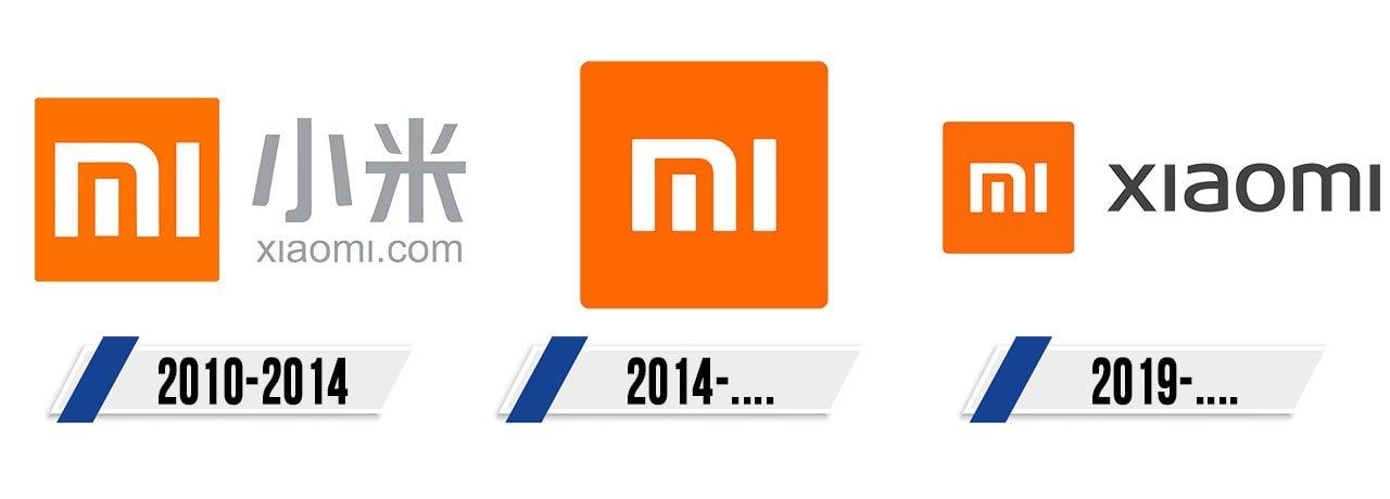 Xiaomi Logo | LOGOS de MARCAS