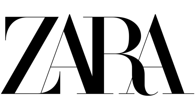 Zara Logotipo 2019-Presente